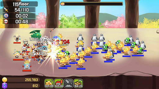 Screenshot for Tower of Farming - idle RPG (Premium) in United States Play Store