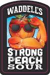 Waddells Barrel Aged Peach Sour