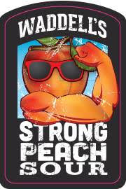 Logo of Waddells Barrel Aged Peach Sour