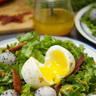 Amazing Lyonnaise Salad Recipe + Giveaway