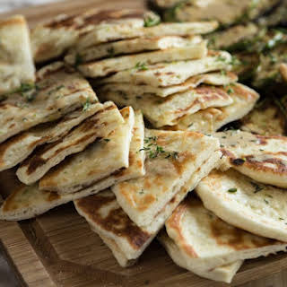 Greek Pita Bread.
