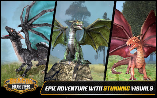 Dragon Hunter 2019 - Real Dragon Games For Free download 2
