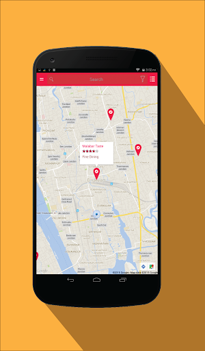 CurryMerry | Restaurant Finder for PC