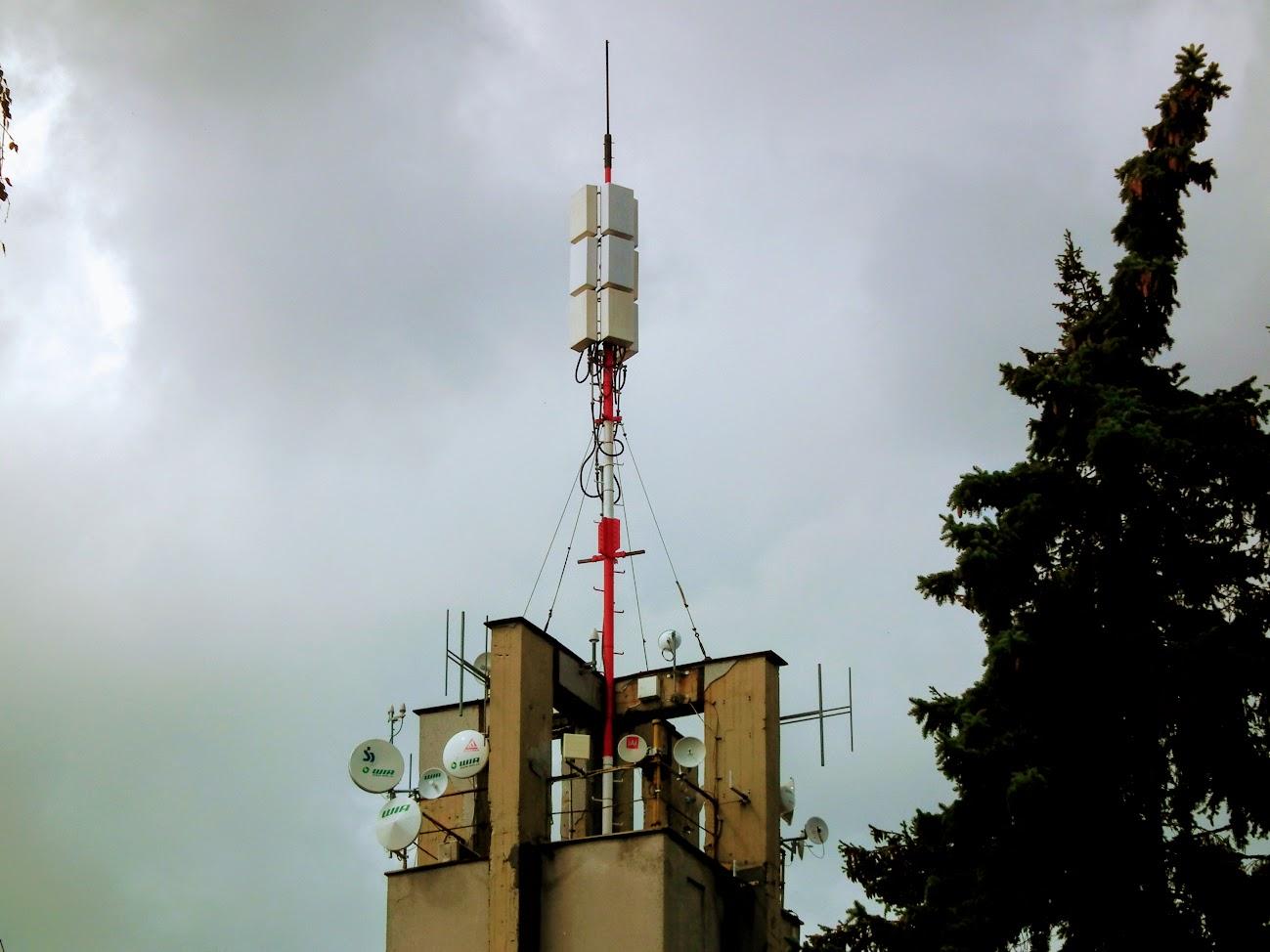 Brno/Barvičova ul. 85. - DVB-T+URH-FM körzeti adóállomás