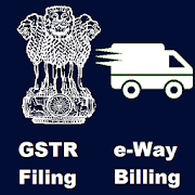 GST Return Filing, Rate Finder, e-Way bill