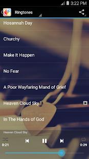 Top Christian Music Ringtones screenshot