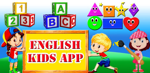 English Kids App Apps On Google Play