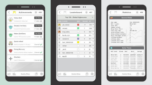 Sudoku Ninja u2013 For Sudoku Grandmasters 3.4.64 screenshots 4