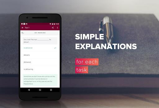 English Grammar Test 1.9.5 screenshots 4
