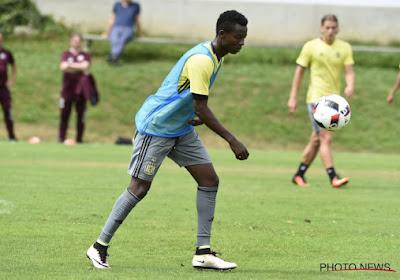 Emmanuel Sowah fait partie des jeunes joueurs appréciés par Weiler