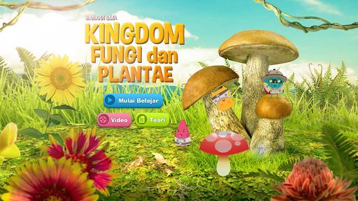Biologi SMA : Kingdom Fungi dan Plantae