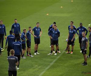 ? Bekijk de laatste training van Club Brugge vóór de clash in Madrid