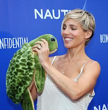 Photo: Elsa Patakycelebrates World Oceans Day at Nautica's Oceana Beach House