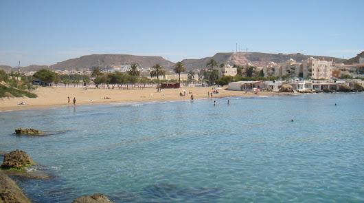 El litoral almeriense más allá de Cabo de Gata