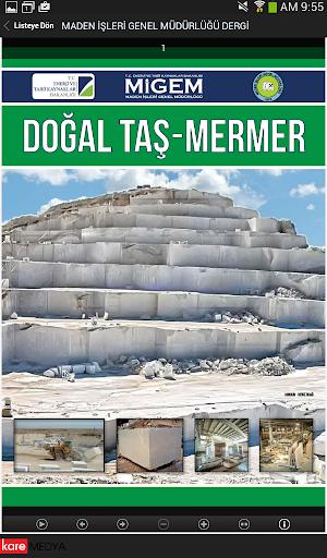 Maden İşleri G.M. Dergi