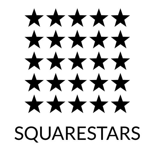 Squarestars app 商業 LOGO-玩APPs
