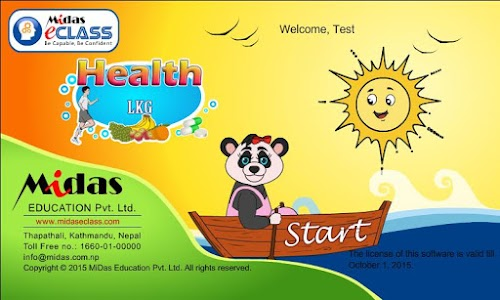 MiDas eCLASS LKG Health Demo screenshot 5