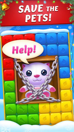 Cube Blast Pop - Toy Matching Puzzle filehippodl screenshot 3