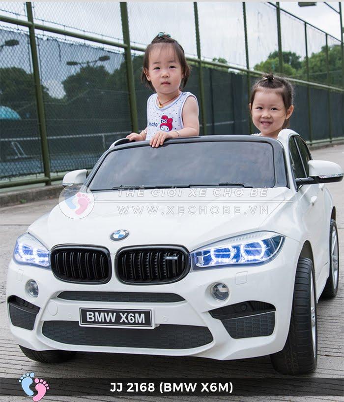 xe oto dien tre em BMW X6M JJ-2168 1