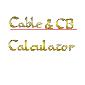 Electrical Cables and Circuit Breaker chooser free icon