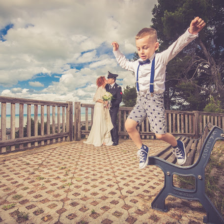 Wedding photographer ERWIN BENFATTO (benfatto). Photo of 18.08.2017