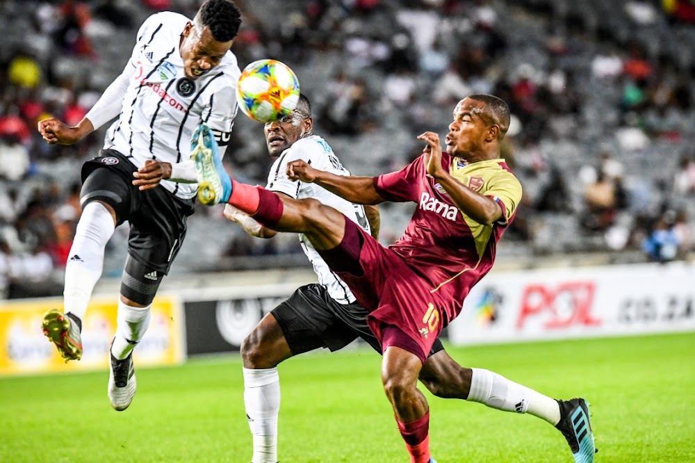 Stellenbosch do not fear Orlando Pirates in Cape Town
