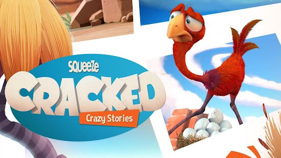 Cracked Crazy Stories- screenshot thumbnail