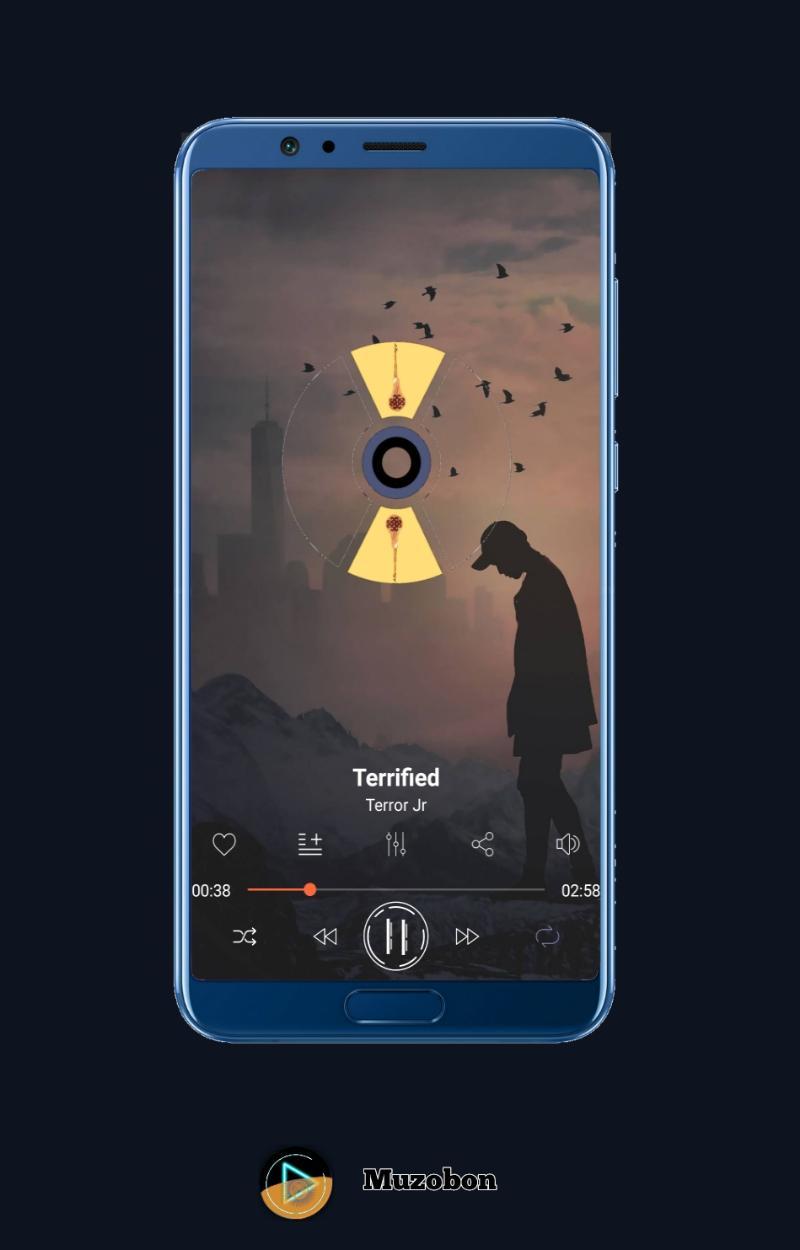 Music player Muzobon Pro Screenshot 5