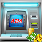 ATM Simulator - Kids Learning Icon