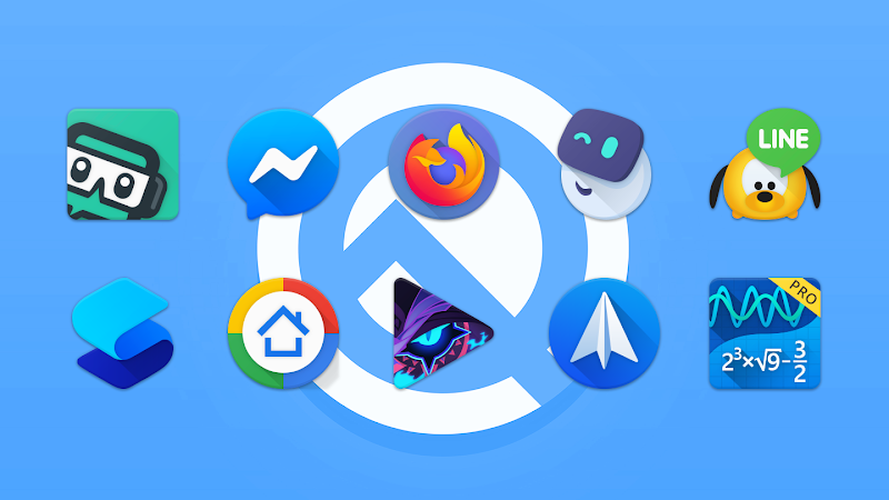 Download APK: Perfect Icon Pack v9.0 [Patched]