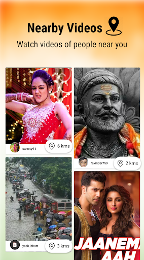 Clip - India App for Video, Editing, Chat & Status 3.01.004 screenshots 8