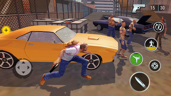 The Grand Wars: San Andreas Screenshot