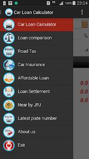Car Loan Calculator (Malaysia) - náhled