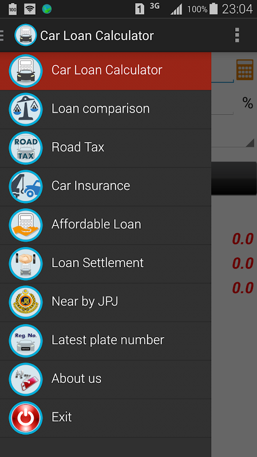 Car Loan Calculator Malaysia Android Apps On Google Play