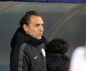 """Cesare Prandelli sous haute pression au Galatasaray : """"Le club est toujours derrière moi"""""""