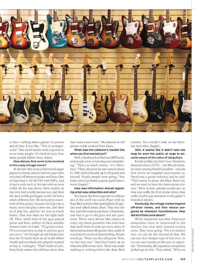 GuitarPlayer- screenshot