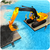 River Road Bridge Constructor: Road Builders Pro