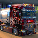 Oil Tanker Transport Game: Free Simulation icon