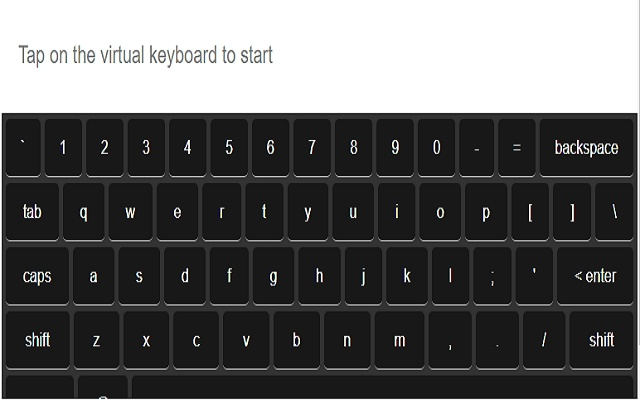 Applove Virtual Keyboard