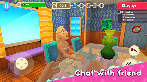 Mother Simulator: Family Life apkpoly screenshots 2
