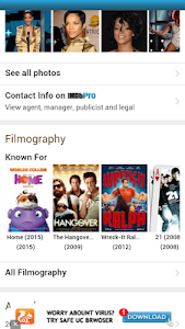 ThreeSearch Browser screenshot 3