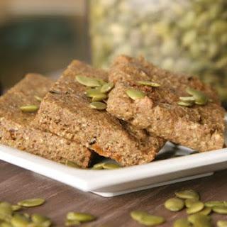 Fig & Pumpkin Seed Snack Bars