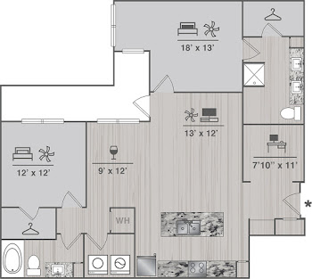 Go to B7 Floorplan page.