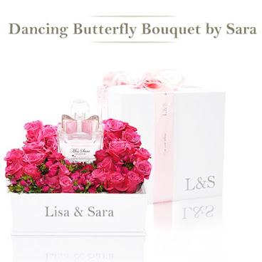 #perfume #roses #giftbox #lisasara #L&S