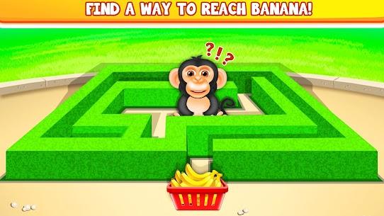 Kids Mazes : Educational Game Puzzle World 2
