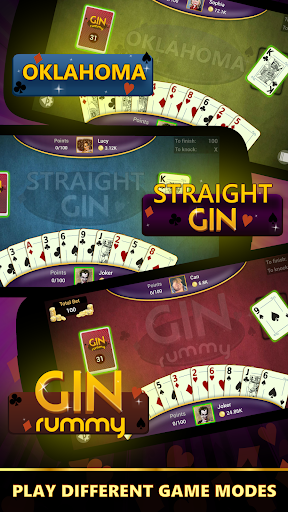 Gin Rummy - Offline 1.2.1 screenshots 2