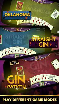 Gin Rummy - Offline