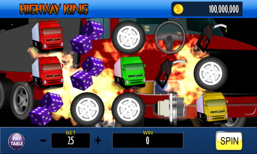 Highway King Slot Machine