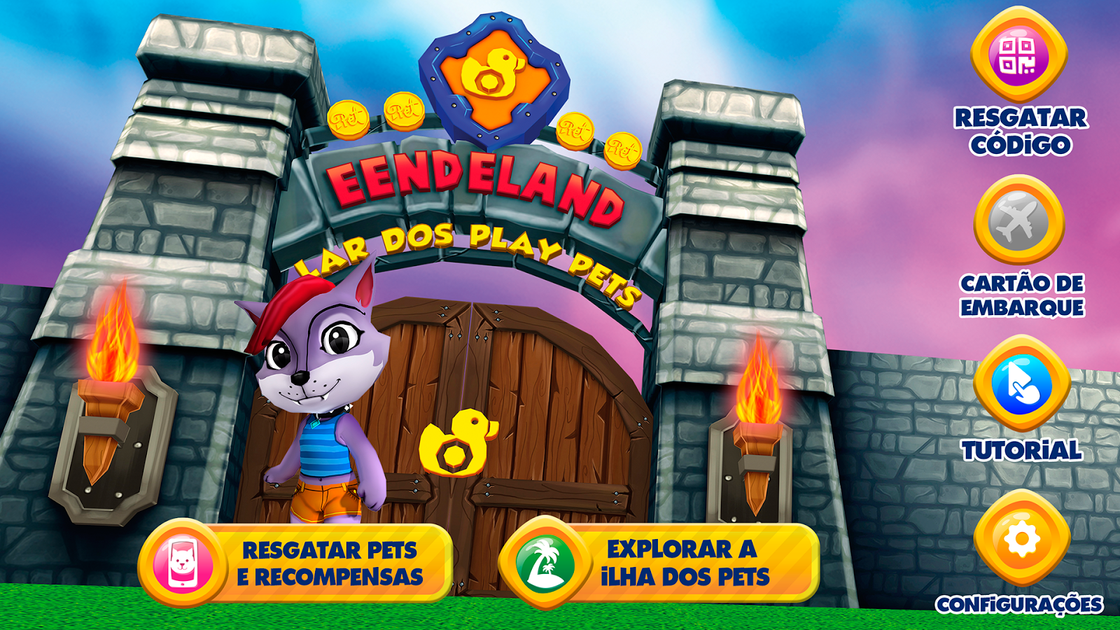 Play Pet- screenshot