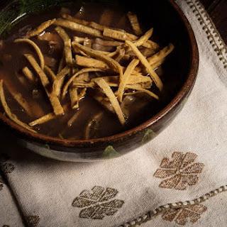 Sopa De Rebosero Recipe